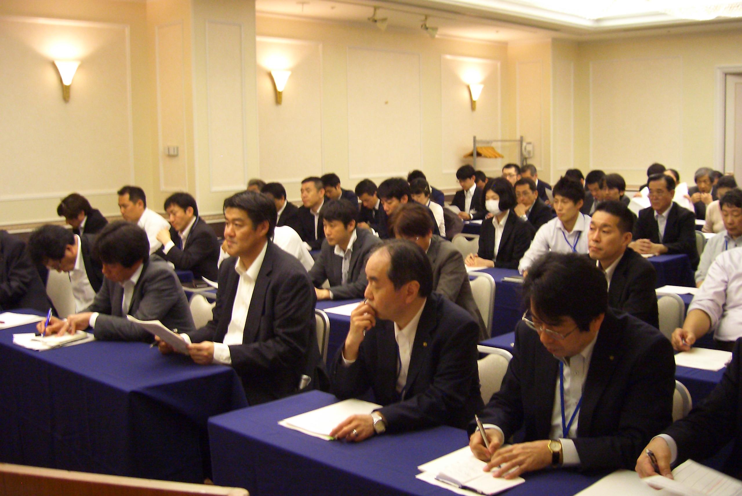 平成28年度「合同責任者会議」が開催されました。
