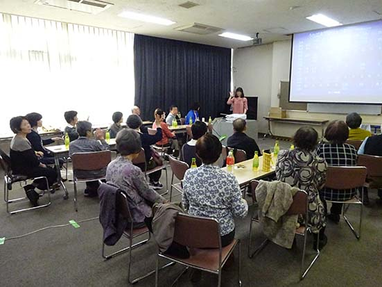 【長津田地区センター】3月に自主事業を開催しました!