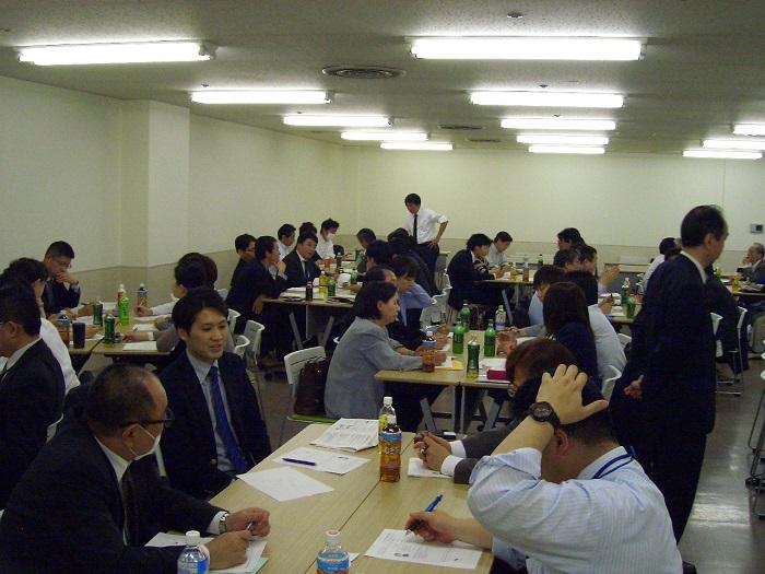 第121回「安全衛生管理者会議」が開催されました。