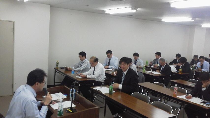 第113回「安全衛生管理者会議」が開催されました。