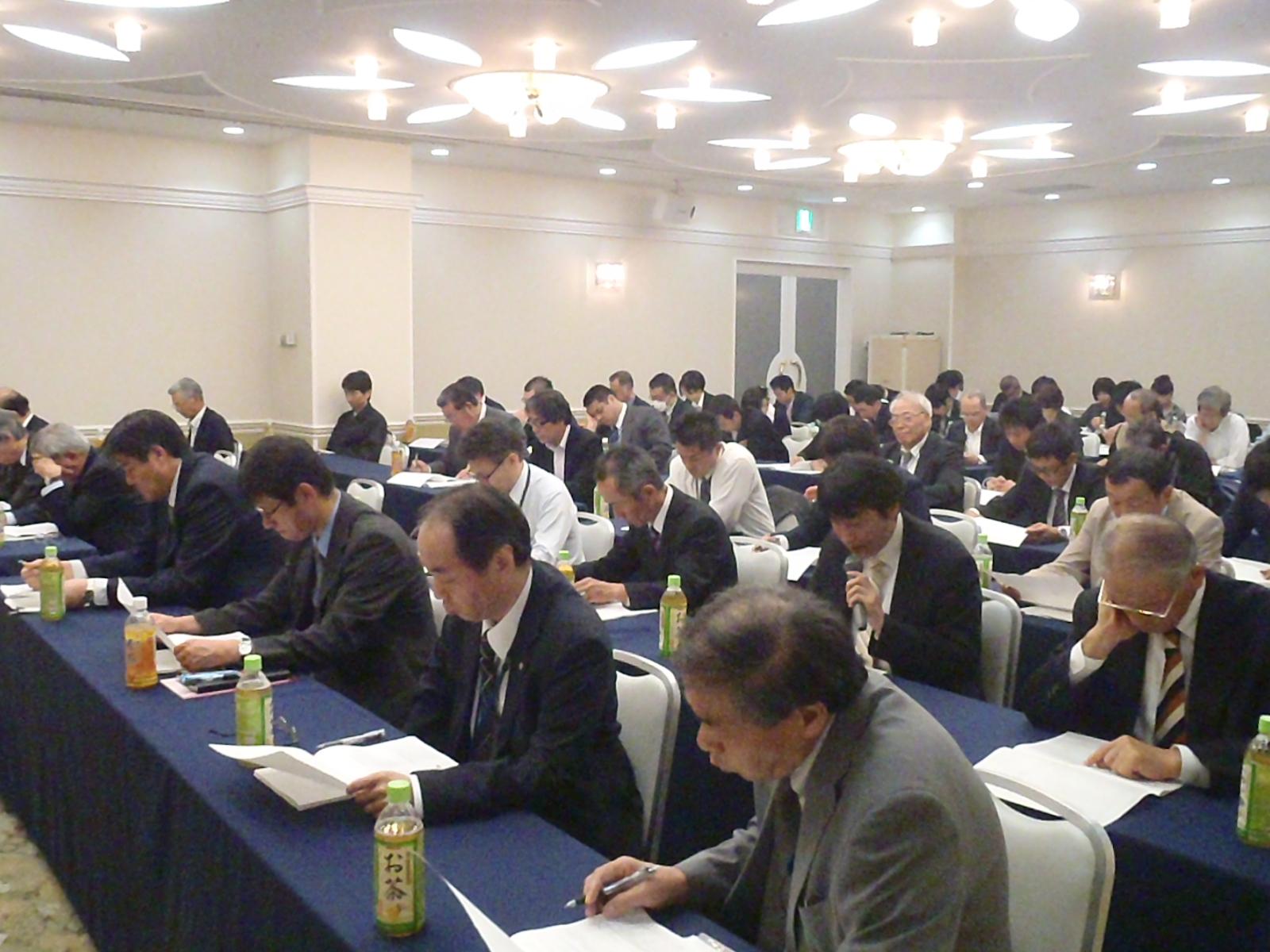 第111回「安全衛生管理者会議」が開催されました。